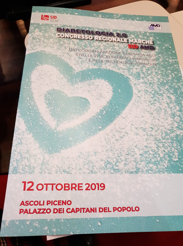 Congresso regionale AMD-SID – Ascoli Piceno 12 Ottobre 2019