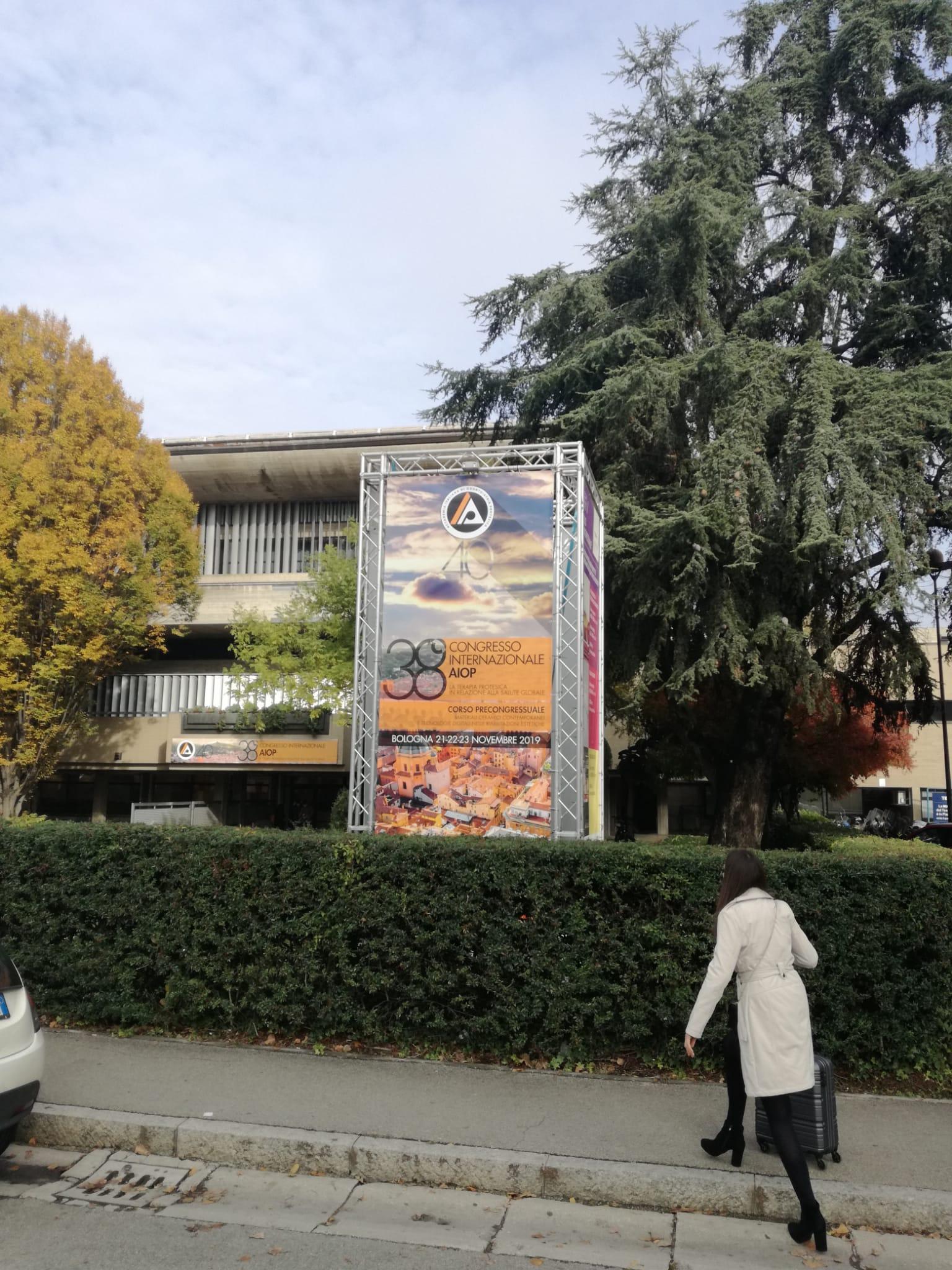 Congresso internazionale AIOP – Bolagna