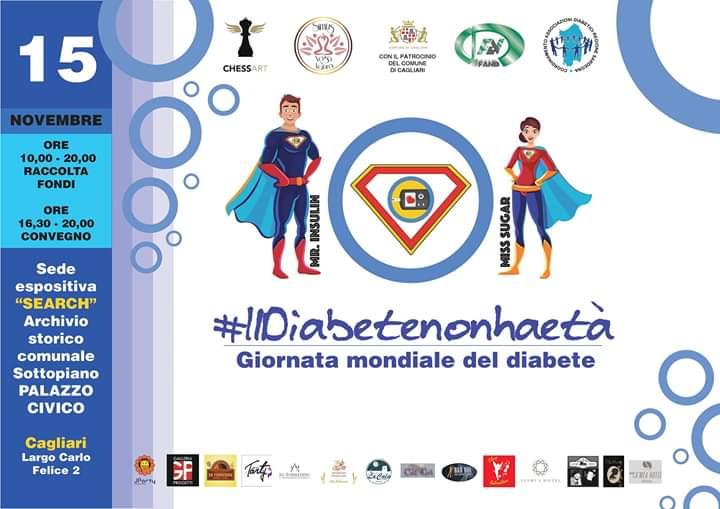 Il Diabete non ha Età – Cagliari
