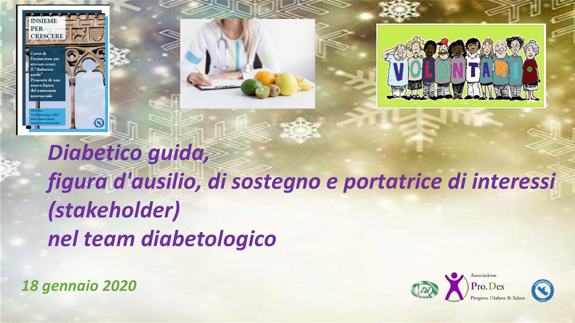 Diabetico Guida – Roma