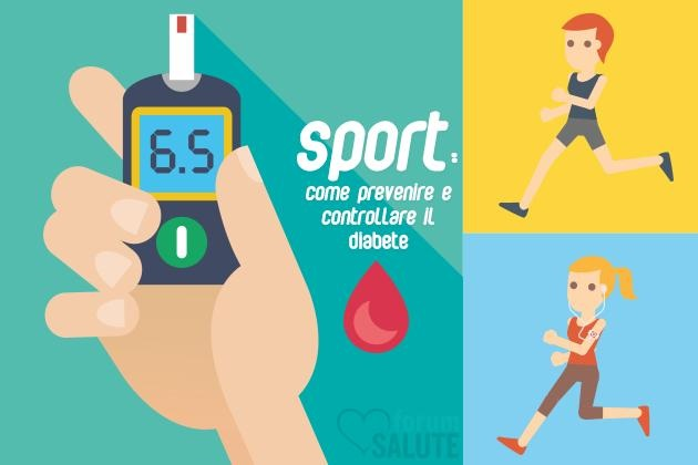L'Importanza dell'attività sportiva nel diabetico