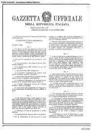 La legge 115/87