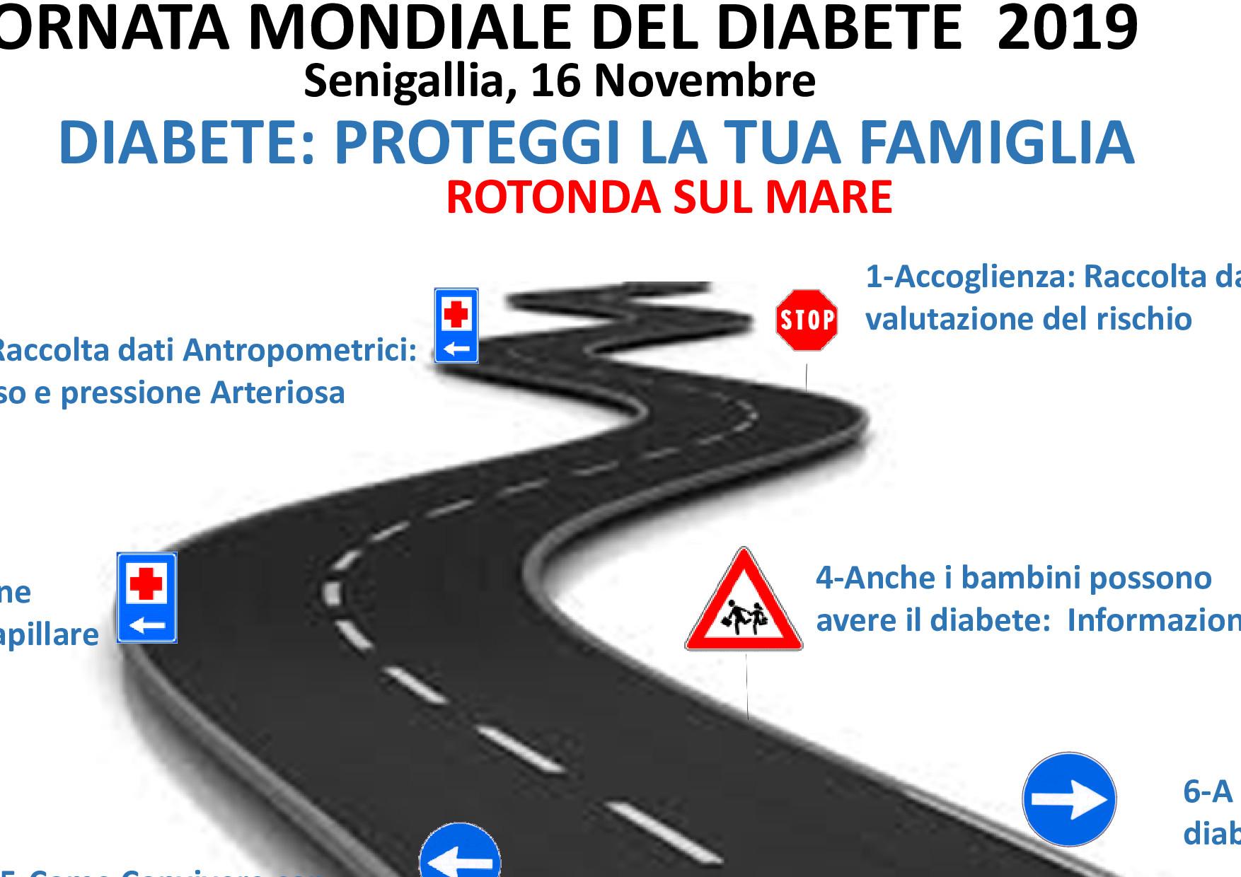 Proteggi la tua famiglia e convegno Diabete e Rene – Senigallia