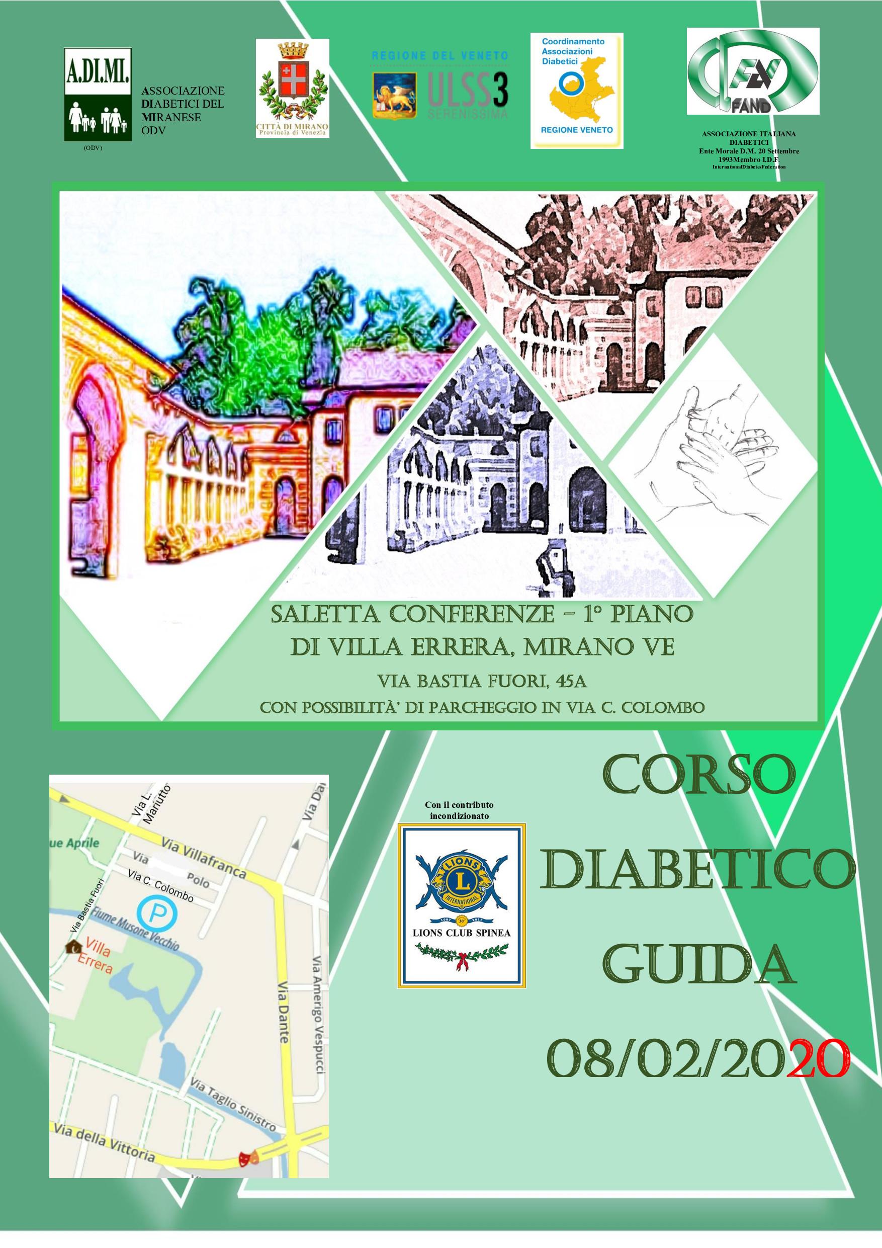 Diabetico Guida – Mirano