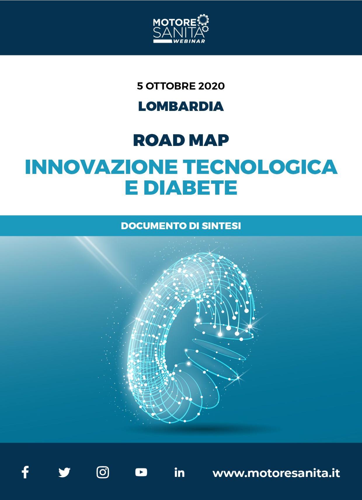 Innovazione Tecnologica e Diabete – Documento di Sintesi