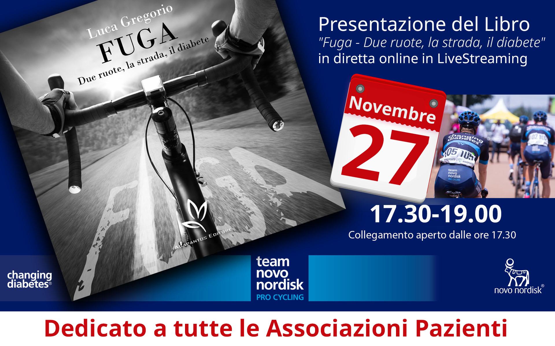 """""""Fuga"""" ispirato dalla pagina di sport realizzata dai corridori del TNN alla Milano-Sanremo"""