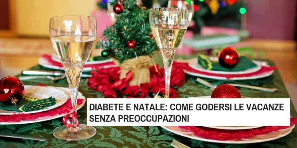 Ricette natalizie per diabetici
